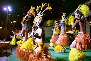 Maui Luau dance