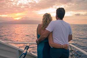 Maui Sunset dinner cruise.