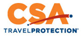 CSA Travel Protection Logo.